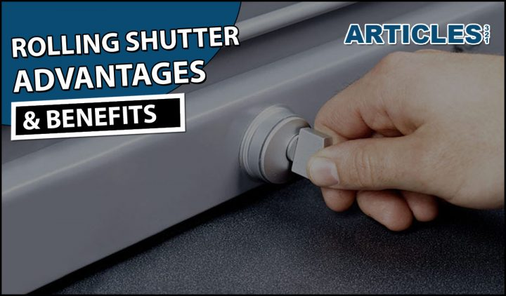 Rolling Shutter Advantages