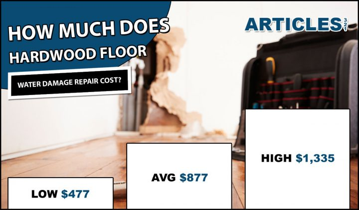 Hardwood Floor Water Damage Repair Cost