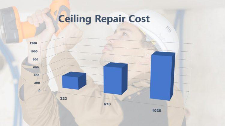 Ceiling Repair Cost