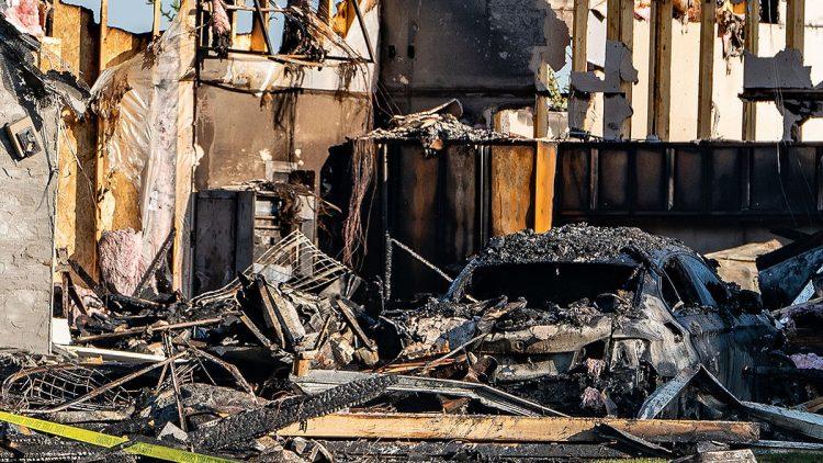 Fire Damage Checklist