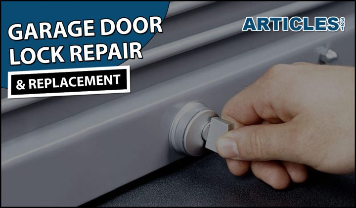 Garage Door Lock Replacement