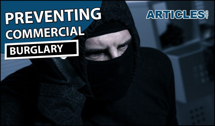 Preventing Commercial Burglary